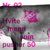 Hvite menn som pusher 50