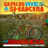 La Bicicleta (Remix) [feat. Maluma] - Carlos Vives & Shakira