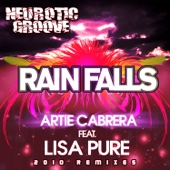 Artie Cabrera - Rainfalls (feat. Lisa Pure) [Tommyboy Vocal Remix] artwork