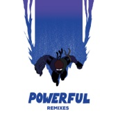 Powerful (feat. Ellie Goulding & Tarrus Riley) [BOXINBOX & Lionsize Remix] - Major Lazer Cover Art