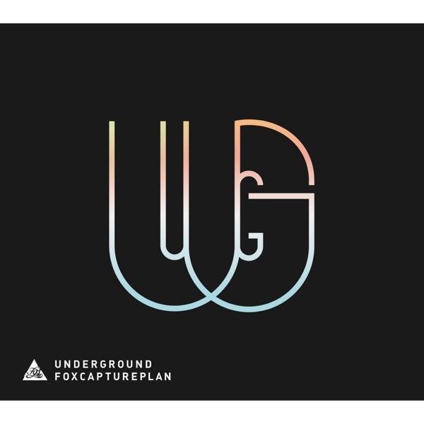 Underground - EP fox capture plan CD cover