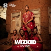 Wizkid - Ojuelegba artwork
