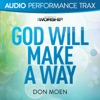 God Will Make a Way (Audio Performance Trax) - EP