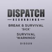 Sick / Warnings - Single cover art