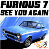 See You Again (Workout Fitness Remix) [From the Fast & Furious 7 Movie Soundtrack]
