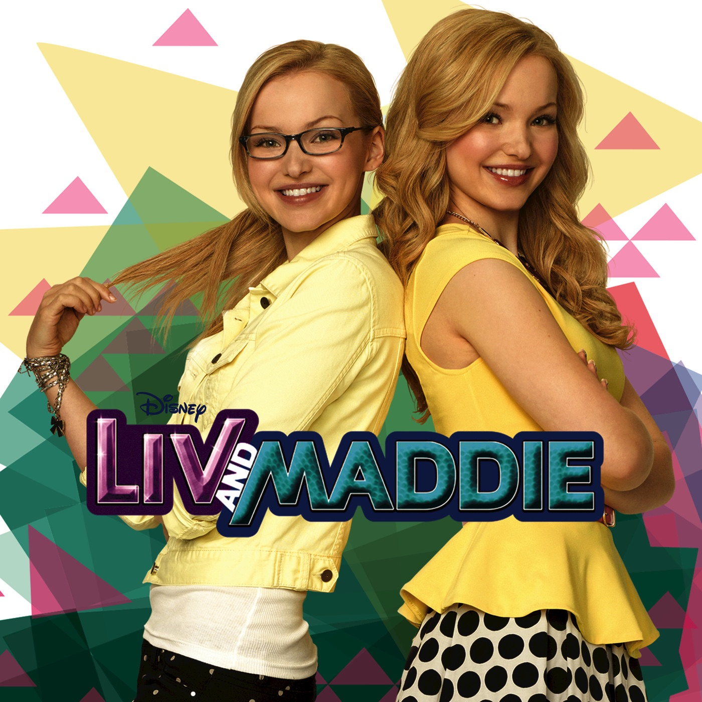Dove cameron liv and maddie theme song - photo#30
