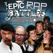Ghostbusters vs Mythbusters - Single cover art