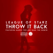 Throw It Back (feat. Marko Pen & Sage the Gemini) - Single
