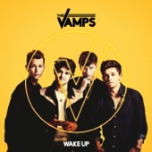 The Vamps - Wake Up artwork