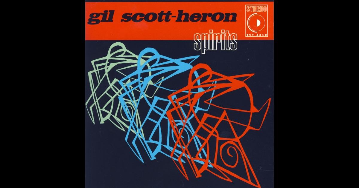 Gil Scott Heron message to the messengers lyrics