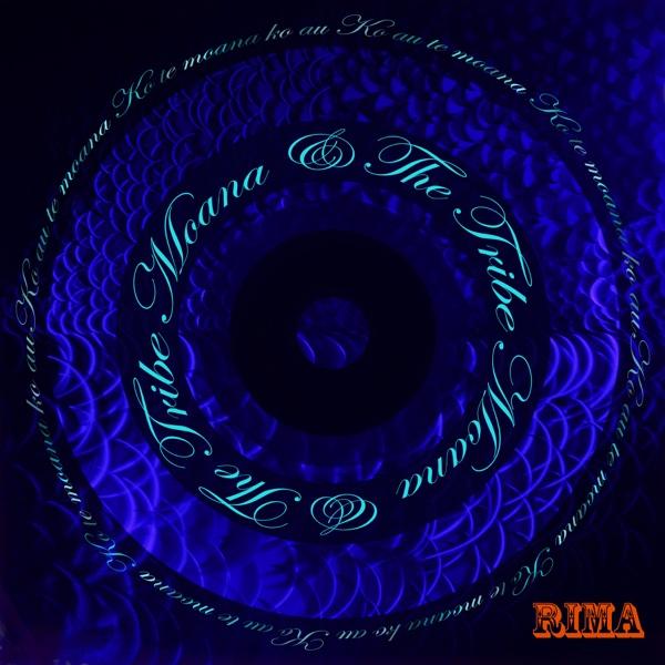 Rima Moana  The Tribe CD cover
