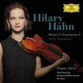Violin Concerto No. 5 in A Major, K. 219: III. Rondeau (Tempo di minuetto) - Hilary Hahn, The Deutsche Kammerphilharmonie Bremen & Paavo Järvi