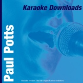 Karaoke Downloads - Paul Potts