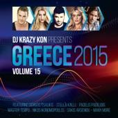 Greece 2015 Vol 15 (Mixed By DJ Krazy Kon)