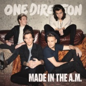 One Direction - Made in the A.M.  artwork
