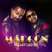 Madcon - Freaky Like Me artwork
