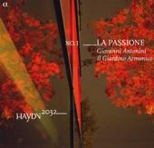 Giovanni Antonini & Il Giardino Armonico - Haydn 2032, Vol. 1: La Passione artwork