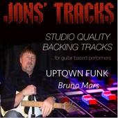 Uptown Funk (Instrumental Backing Track) [Minus Guitar]