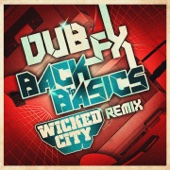 Back to Basics (Wicked City Remix) - Single cover art