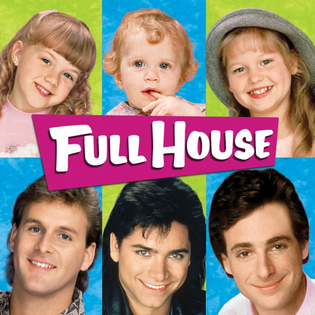 Full house season 1 on itunes for 90s house tunes