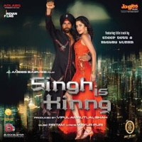 Singh Is Kinng (Original Motion Picture Soundtrack) - RDB