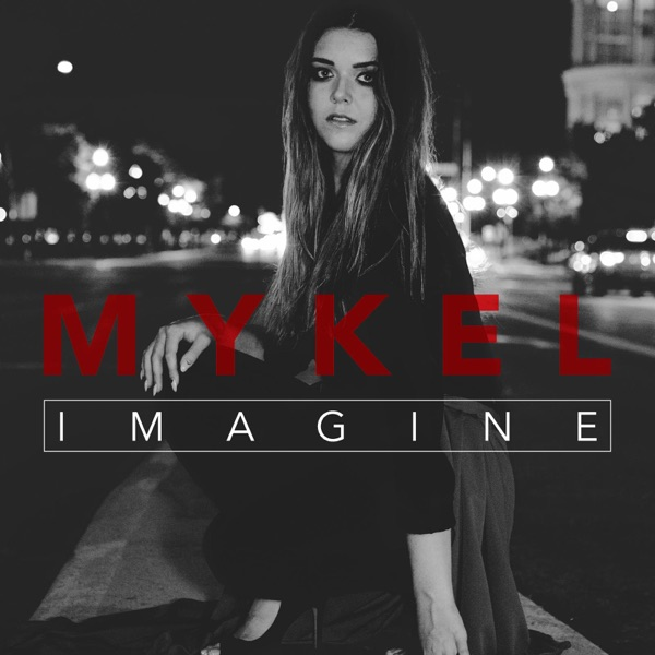 Imagine-EP Mykel CD cover