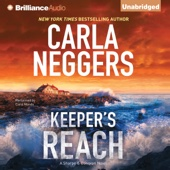 Carla Neggers - Keeper's Reach: Sharpe & Donovan 5 (Unabridged)  artwork
