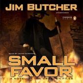 Jim Butcher - Small Favor: The Dresden Files, Book 10 (Unabridged)  artwork