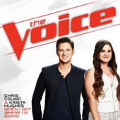 When I Get Where I'm Going (The Voice Performance) - Chris Crump & Krista Hughes