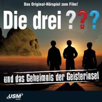 Ulf Blanck - Die drei ??? und das Geheimnis der Geisterinsel artwork