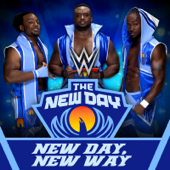 WWE: New Day, New Way (The New Day)
