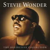 The Definitive Collection - Stevie Wonder Cover Art