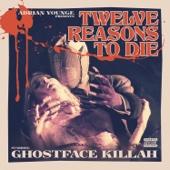 Twelve Reasons to Die cover art
