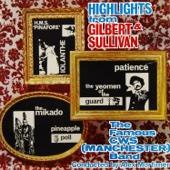 Highlights of Gilbert and Sullivan