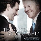 The Special Relationship (Music from the HBO® Film) cover art