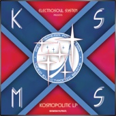 V/A Electrosoul System Presents Kosmopolitic Lp cover art
