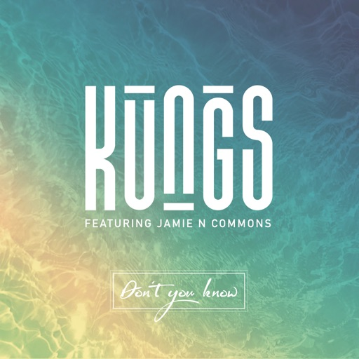 Don't You Know (feat. Jamie N Commons) - Kungs
