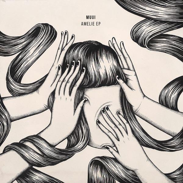Amelie EP MUUI CD cover