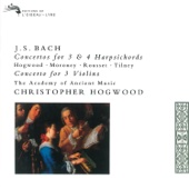 Concerto for 4 Harpsichords, Strings, and Continuo in A Minor, BWV 1065: 3. Allegro