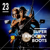 Cover to Super Knockin' Boots's Episode 23