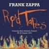 Road Tapes, Venue #2 (Live Finlandia Hall, Helsinki, Finland/1973), Frank Zappa