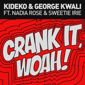 Crank It (Woah!) [feat. Nadia Rose & Sweetie Irie] [Radio Edit]