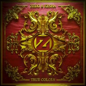 Chord Guitar and Lyrics ZEDD feat KESHA – True Colors