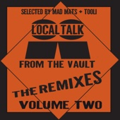 Various Artists - Local Talk from the Vault: The Remixes, Vol. 2 artwork