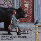 Red Hot Chili Peppers - The Getaway artwork