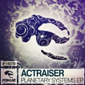 Planetary Systems Ep cover art