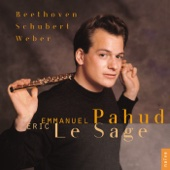 Sonata in D Minor for Flute and Piano, J. 101 Op. 10b No. 3: II. Rondo. Presto - Emmanuel Pahud & Eric Le Sage