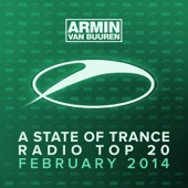 A State of Trance Radio Top 20 - February 2014 (Including Classic Bonus Track) cover art