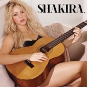 Shakira - Dare (La La La) artwork