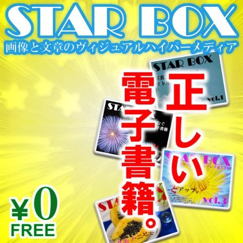 正しい電子書籍「STAR BOX」